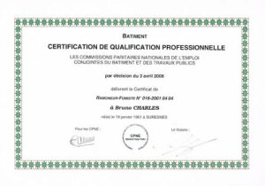 diplome ramoneur bc services