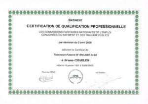 diplome ramoneur bc services